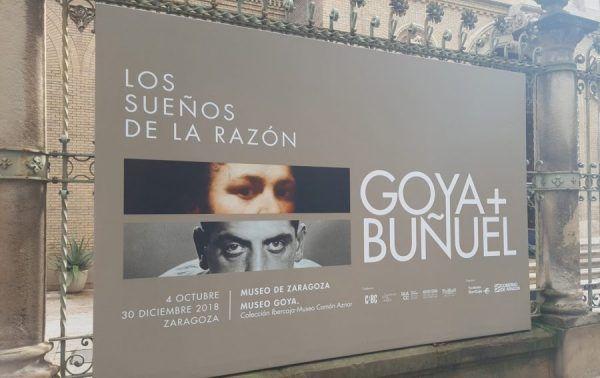 Exposición Goya + Buñuel Exposiciones Mis Palabras con Letras