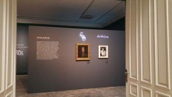 Exposición Goya + Buñuel 4 Mis Palabras con Letras