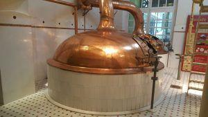 Visita a la fábrica de cerveza Ámbar 1 Mis Palabras con Letras