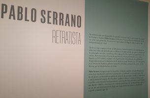 Exposición Pablo Serrano Retratista retratado 3 Mis Palabras con Letras
