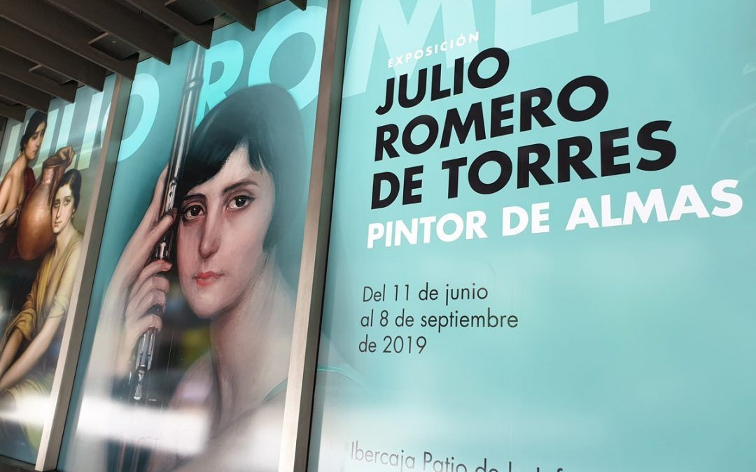 Exposición «Julio Romero de Torres. Pintor de almas»