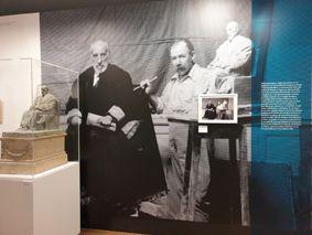 Exposición Ramón y Cajal 8 Mis Palabras con Letras