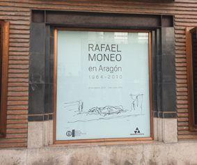 Exposición Rafael Moneo 2 Mis Palabras con Letras