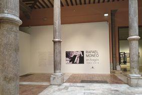 Exposición Rafael Moneo 5 Mis Palabras con Letras
