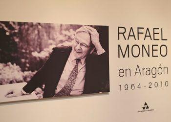 Exposición «Rafael Moneo en Aragón. 1964-2010»
