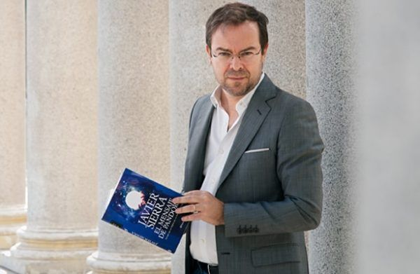 Entrevista a Javier Sierra Mis Palabras con Letras