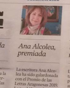 Ana Alcolea Mis Palabras con Letras 2