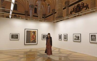 Exposición «De barro y luz. Manuel Outumuro»