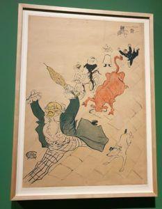 Exposición El espíritu de Montmartre en tiempos de Toulouse-Lautrec Mis Palabras con Letras 14