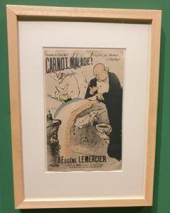 Exposición El espíritu de Montmartre en tiempos de Toulouse-Lautrec Mis Palabras con Letras 9