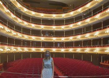 Visita al Teatro Principal de Zaragoza