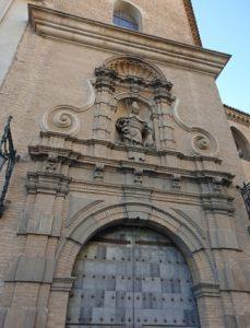 Visita iglesia San Gil Mis Palabras con Letras 1