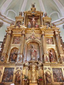 Visita iglesia San Gil Mis Palabras con Letras 8