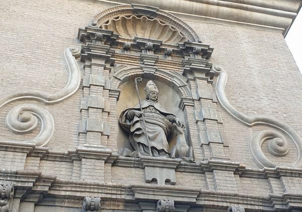 Visita iglesia San Gil Mis Palabras con Letras